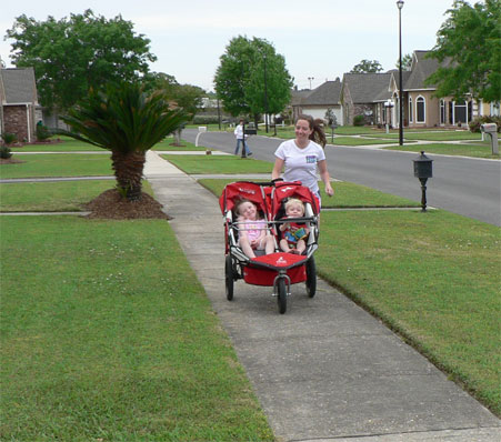 All Terrain Strollers Double Jogger