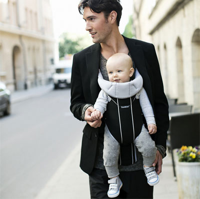 Gentle Man Carry Baby Carrier