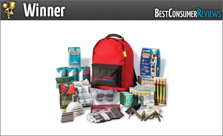 Top rated emergency survival kit