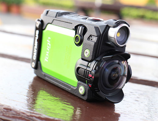 Action Camcorder Main