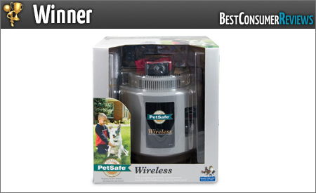 make sure you buy the best wireless pet fence to suit you your dog and your property this article gives some very good advice the winner according to - Petsafe Wireless Fence