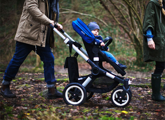All Terrain Strollers in Forest