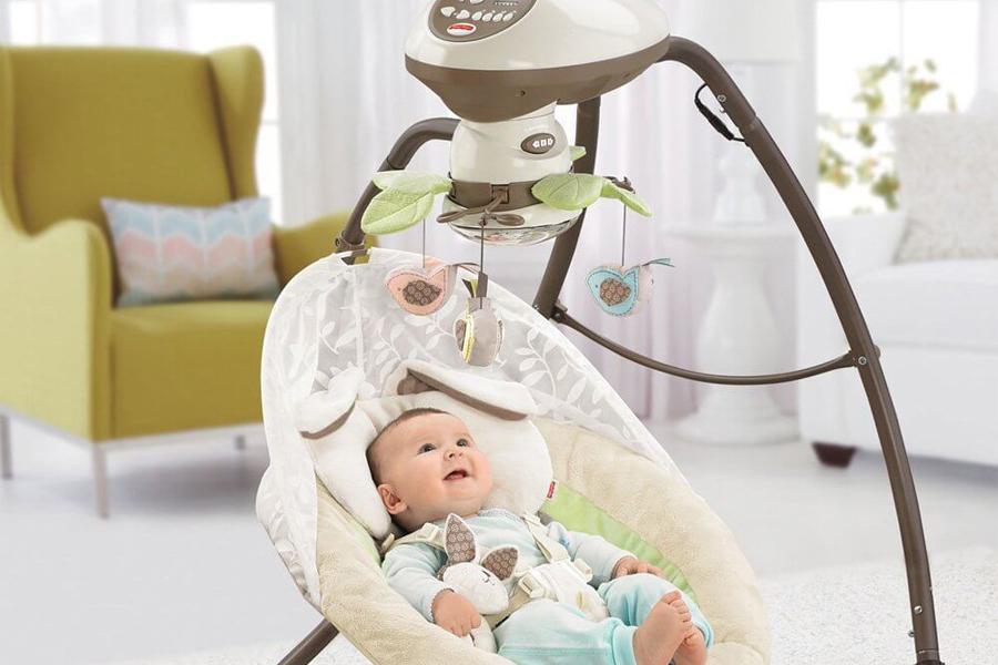 Best Rated Baby Swings 2019 2019 Best Baby Swing Reviews   Top Rated Baby Swings