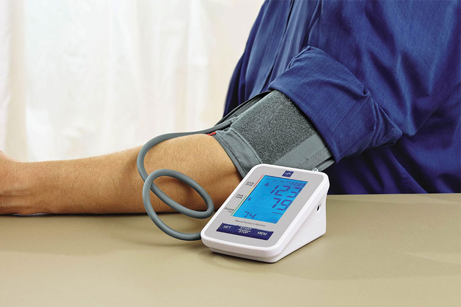 Blood Pressure Monitor 2