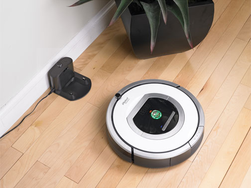 Robotic Vacuum Cleaners Roomba