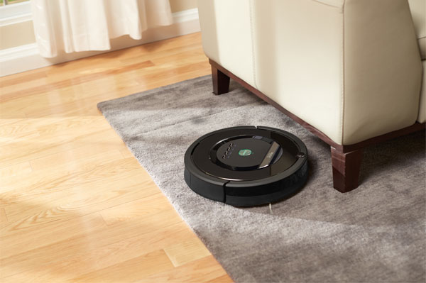 Robotic Vacuum Cleaners at Home