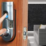Biometric Door Lock 3