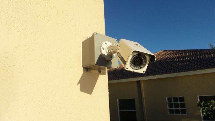 Security Camera System outdoor