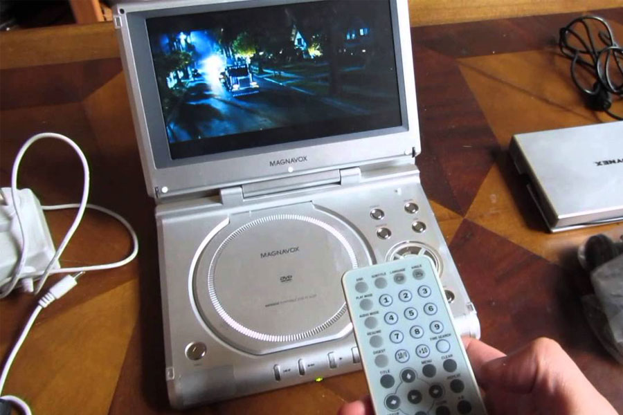 portable DVD Players 1