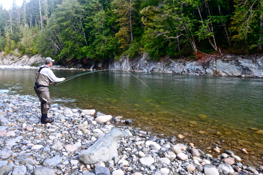 Fly fishing line 1