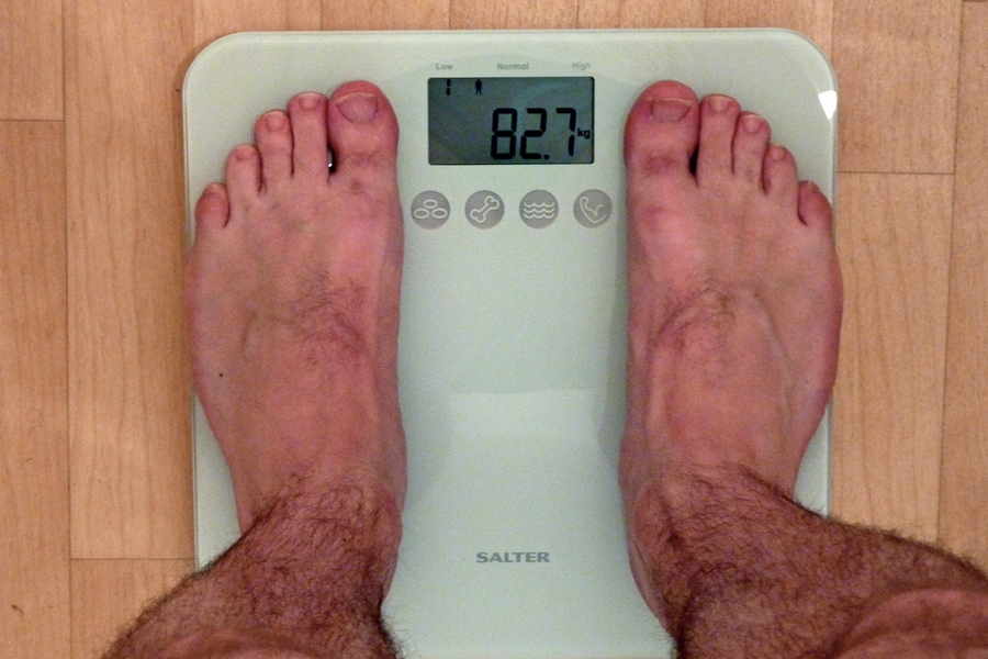 Bathroom Scale 1