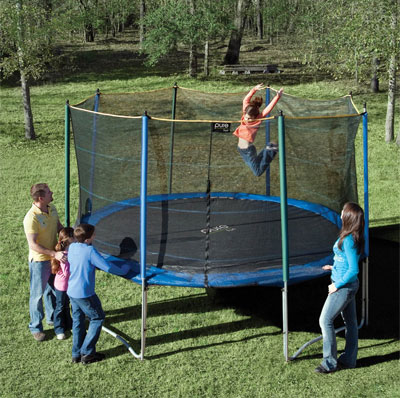 2018 Best Trampoline Comparisons Reviews Top Rated