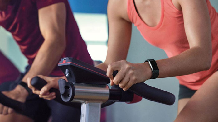 Fitness Tracker while Work out