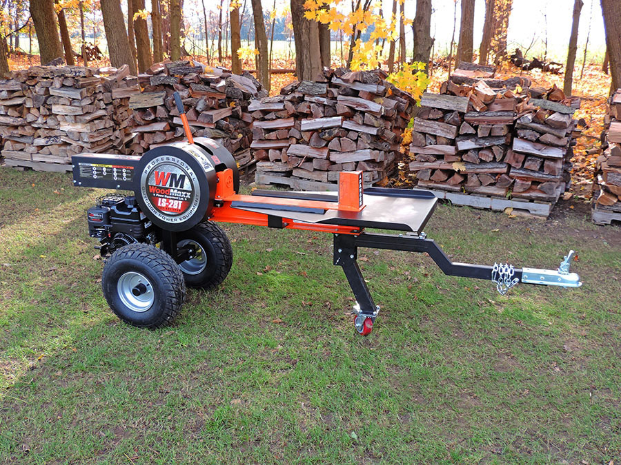 Log Splitter 3