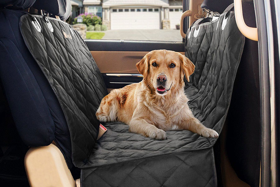 Pet Car Seat Cover 1