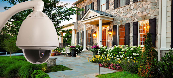 Outdoor Home Security Camera Systems