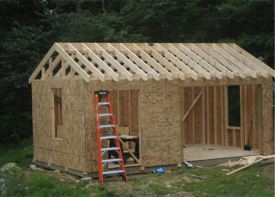 Storage Sheds For Your Home