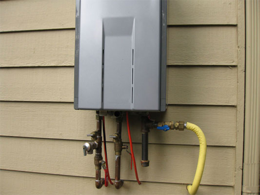 Why Buy A Tankless Water Heater?