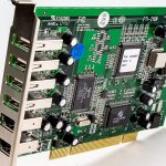 USB and Firewire Card Reviews